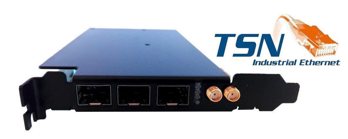 TSN PCIe