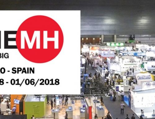Relyum in the BIEMH International Machine Tool Biennial (28/5/2018 – 1/6/2018)