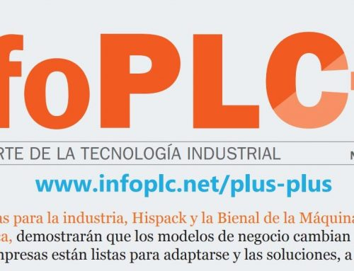 Relyum's collaboration with InfoPLC in the Magazine #7 Special Edition for the BIEMH and Hispack