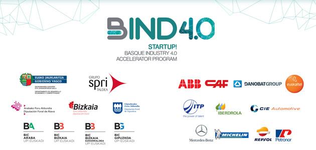 Bind4.0 programme 2018