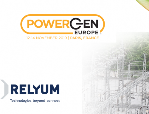 Meet Relyum at European Utility Week in Paris on 12 -14 November