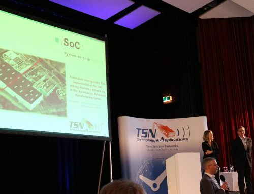 Relyum in the TSN/A Conferences in Frankfurt (October 8-9)