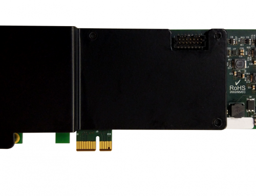 Relyum has launched its new PCIe card compact size