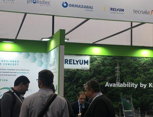 Relyum presents its latest developments at European Utility Week in Paris