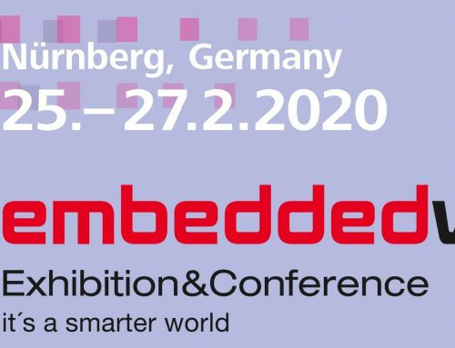Embedded World 2020: a perfect scenario for meeting and partnering!