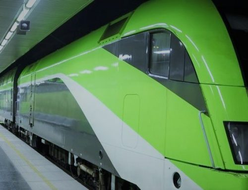 Tech Use-Case: TSN in the Railway Sector: Why, What and How?